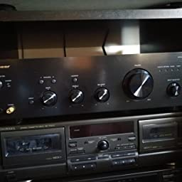 Pioneer A-10-K - Amplificador estéreo con Direct Energy ...