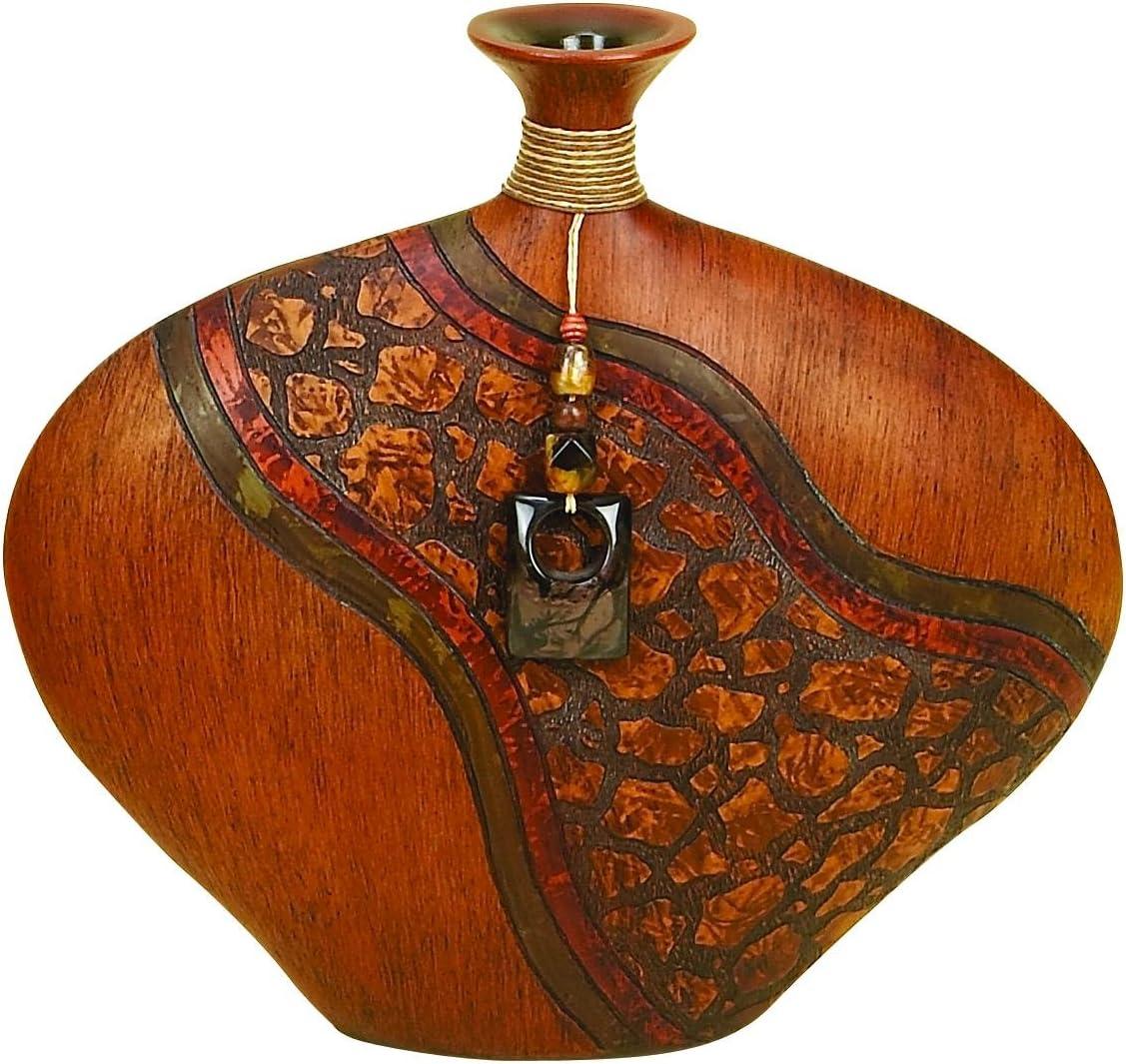 Deco 79 75953 Decorative Vase, 16 x 14