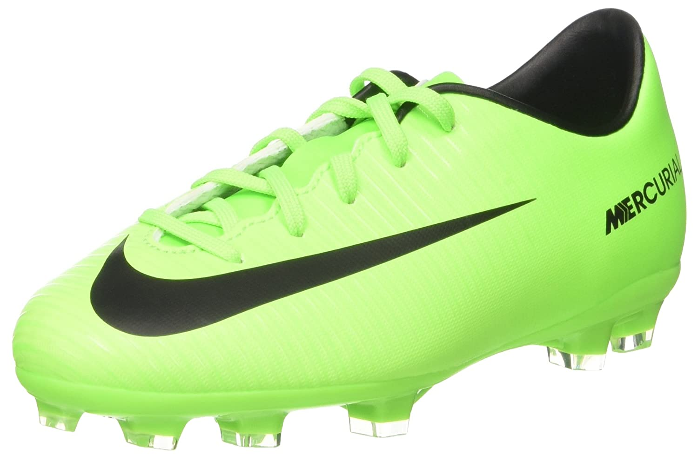 quality design d16e7 55637 Nike Jr Mercurial Vortex Iii (V) Fg, Botas de Fútbol para Niños 85