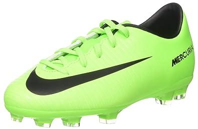 Nike Jr Mercurial Vapor XI FG, Chaussures de Football Entrainement Mixte Enfant