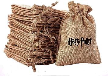 XIN-JI Excelente Regalo de Harry Potter Cute Cute Present Bags ...