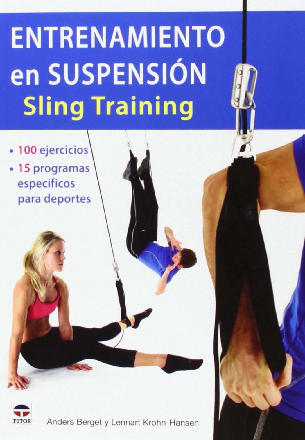 Entrenamiento En Suspensión. Sling Training Deportes: Amazon ...