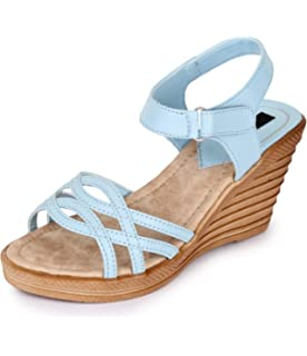 a1e6708a7e2 Motion Women s high Heel Sandal  Buy Online at Low Prices in India ...