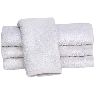 "Towels by Doctor Joe Think Thick White 14"" x 16"" Super Absorbent Car Wash and Detailing Towel, Pack of 12: Automotive"