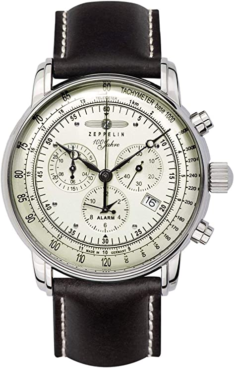 Zeppelin Watch 8680-3.: Amazon.de: Uhren