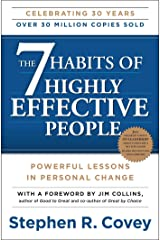 The 7 Habits of Highly Effective People: Powerful Lessons in Personal Change Paperback