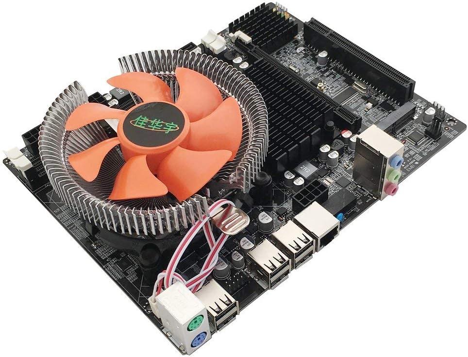 Oupeng X58 Desktop PC Motherboard, Tarjeta Madre E5645 6core CPU + ...