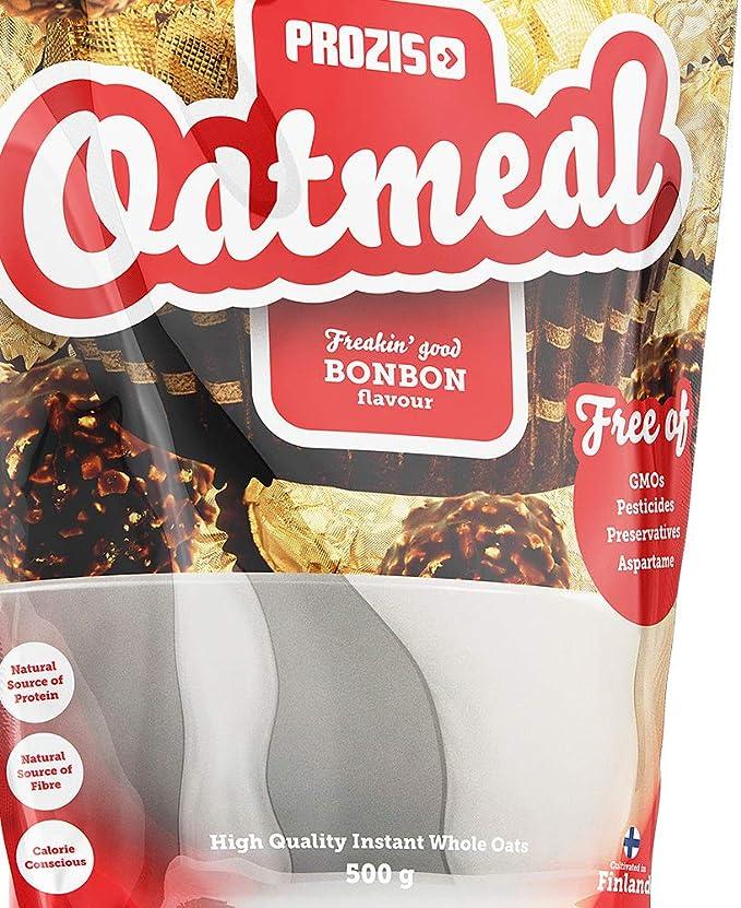 Prozis Oatmeal, Bonbon - 500 gr: Amazon.es: Salud y cuidado ...