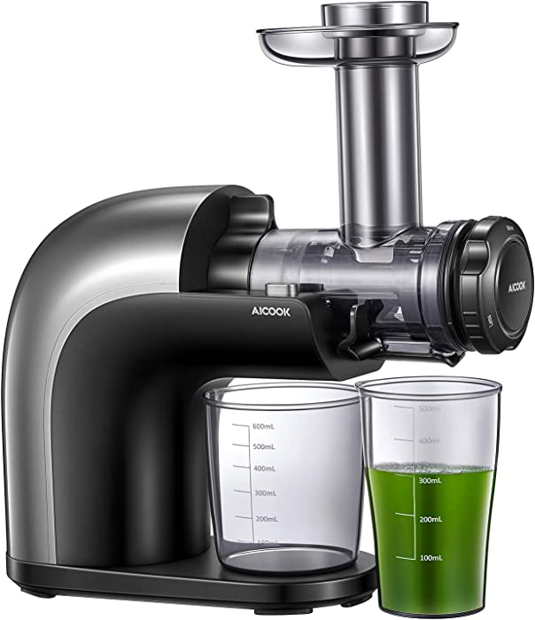 The Best Nutrichef Juicer