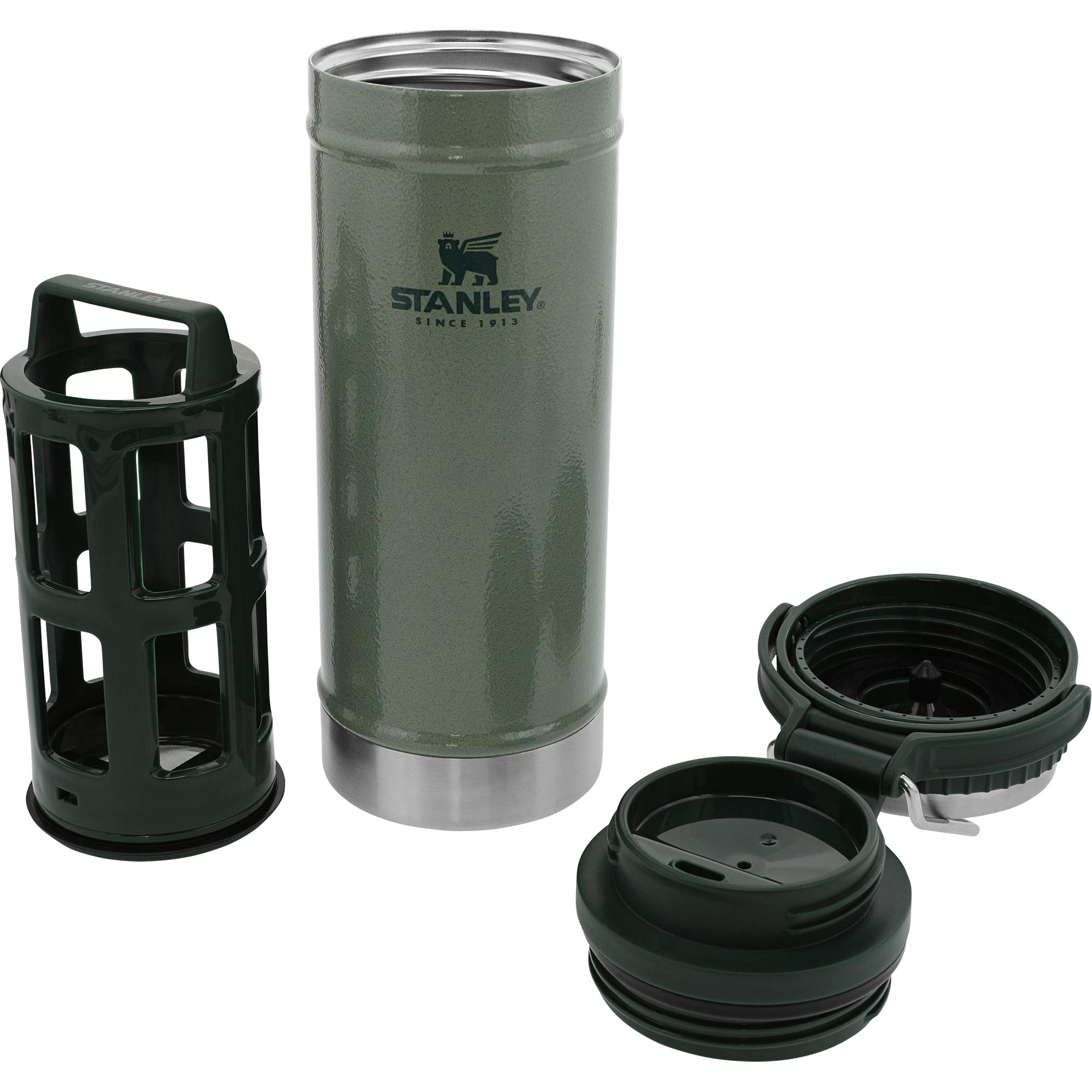 Stanley Classic Travel Mug French Press 16oz by Stanley (Image #2)