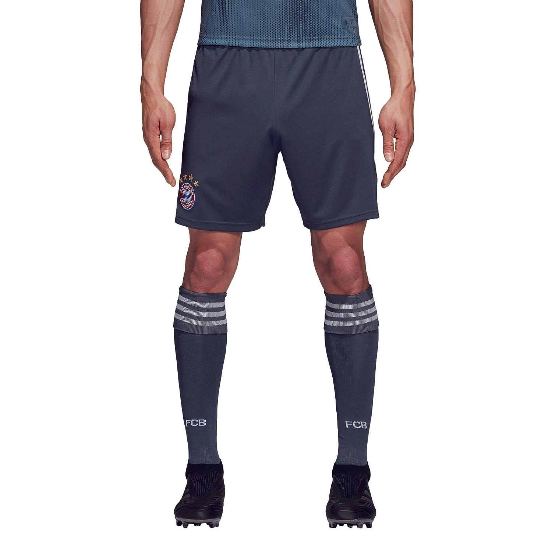 Adidas Adidas Adidas Uomo 18 19 FC Bayern 3°Pantaloncini - Utilità blu Bianco, L | Gioca al meglio | Forte calore e resistenza all'abrasione  | Tatto Comodo  | Di Alta Qualità E Low Overhead  | Prezzo Moderato  e583ae