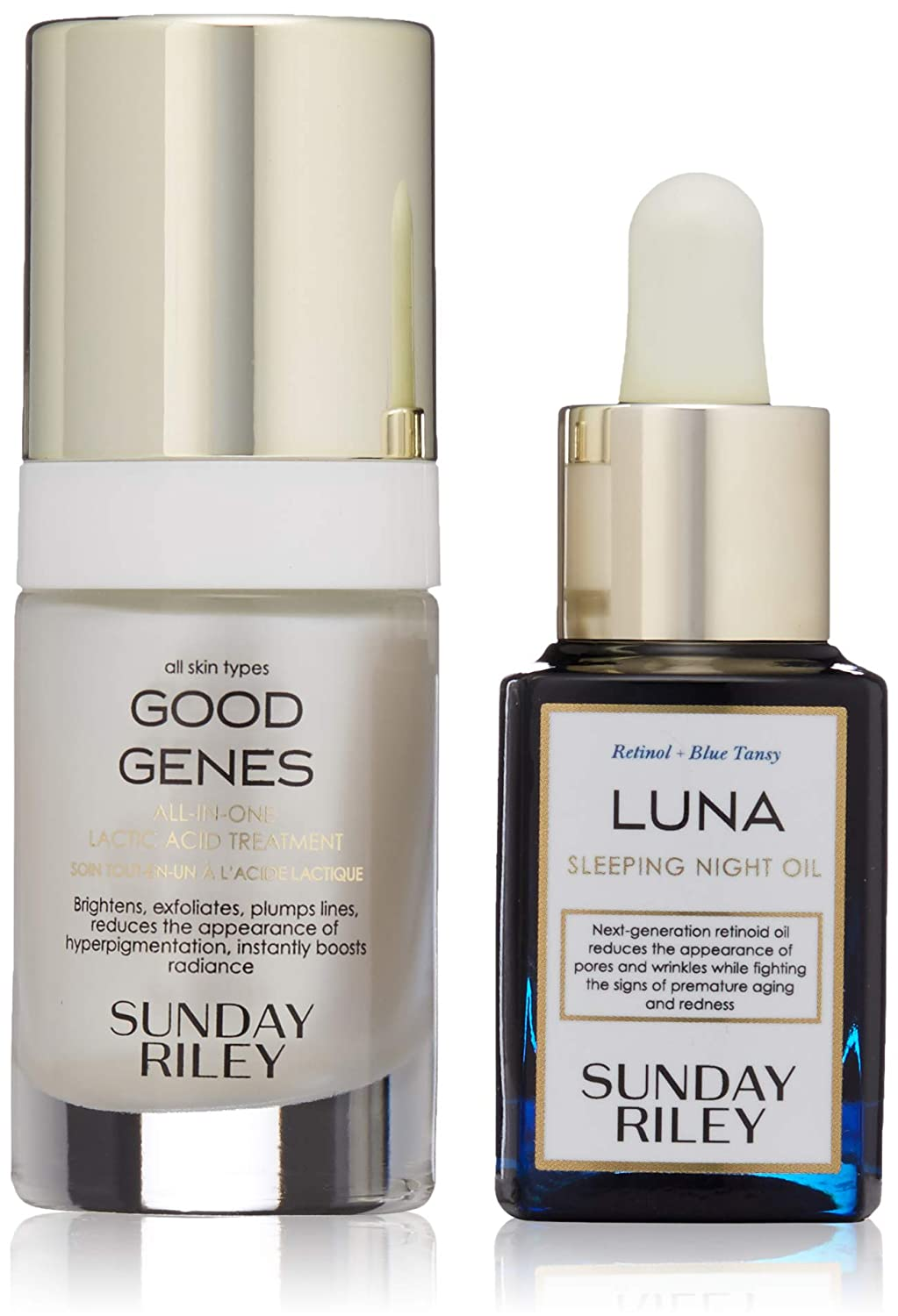 Sunday Riley Power Couple Kit, 2 Count