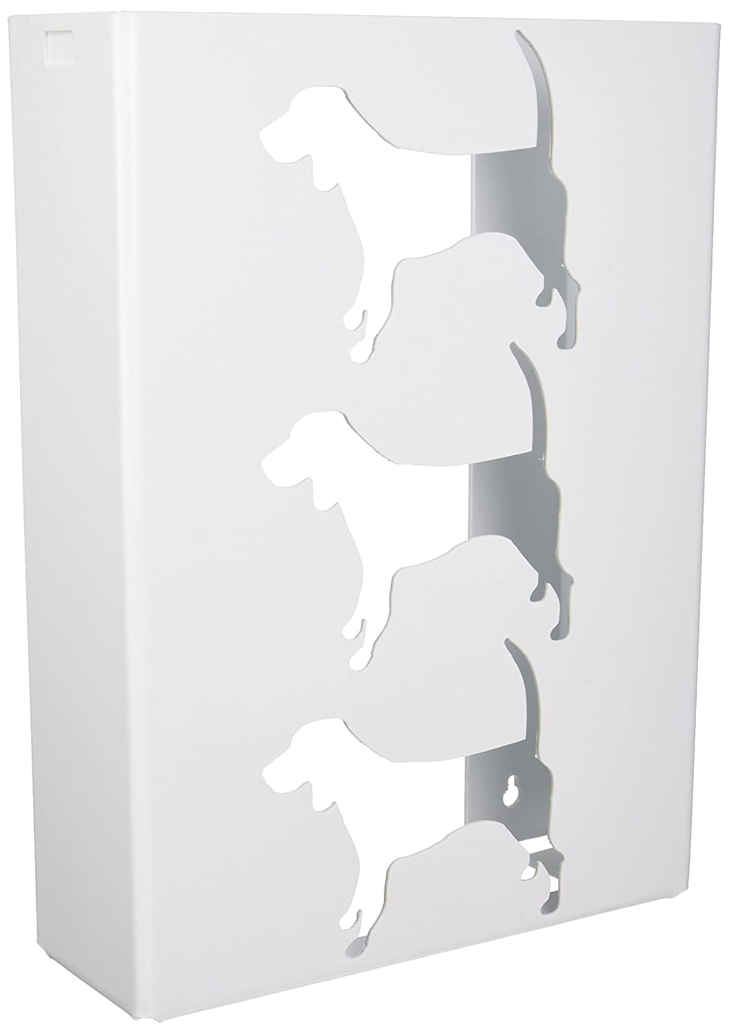 TrippNT 50772 Priced Right Triple Glove Box Holder with Dog, 11' Width x 15' Height x 4' Depth 11 Width x 15 Height x 4 Depth
