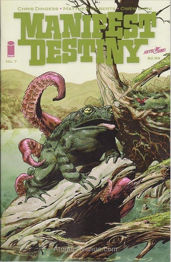Manifest Destiny #29  Image Comics CB10701