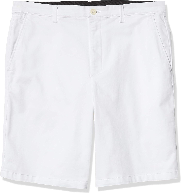 Calvin Klein Men's Refined Chino Stretch Short