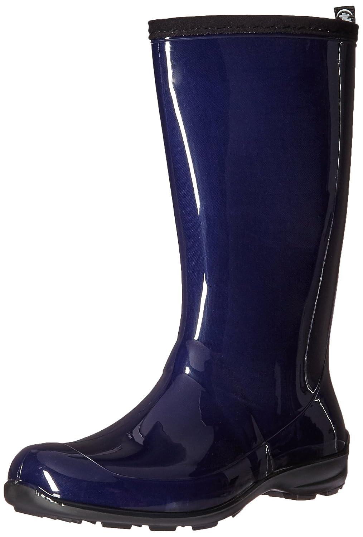 Patent Navy Kamik Women's Heidi Rain Boots