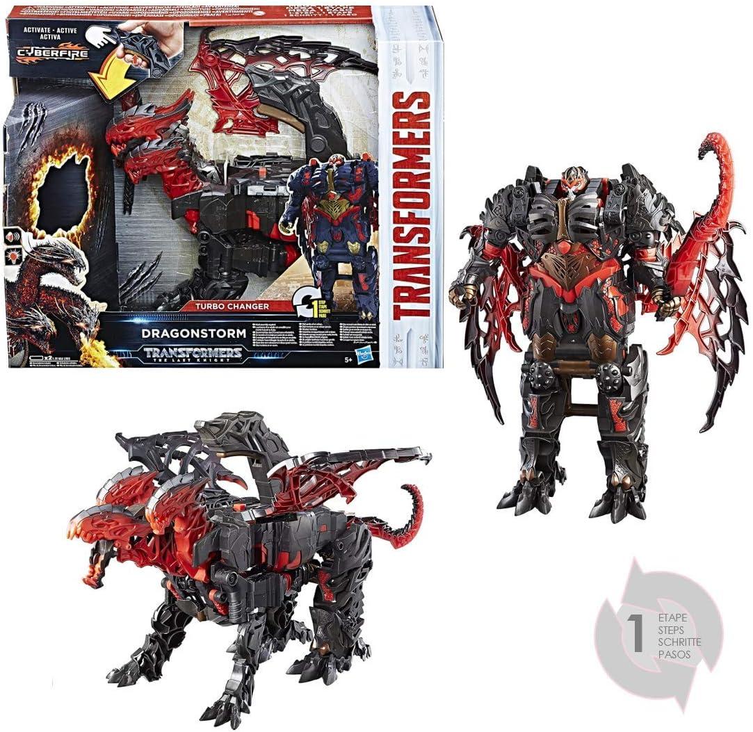 Transformers MOVIE L/'ULTIMO CAVALIERE PREMIER VOYAGER Optimus Prime NUOVO REGNO UNITO