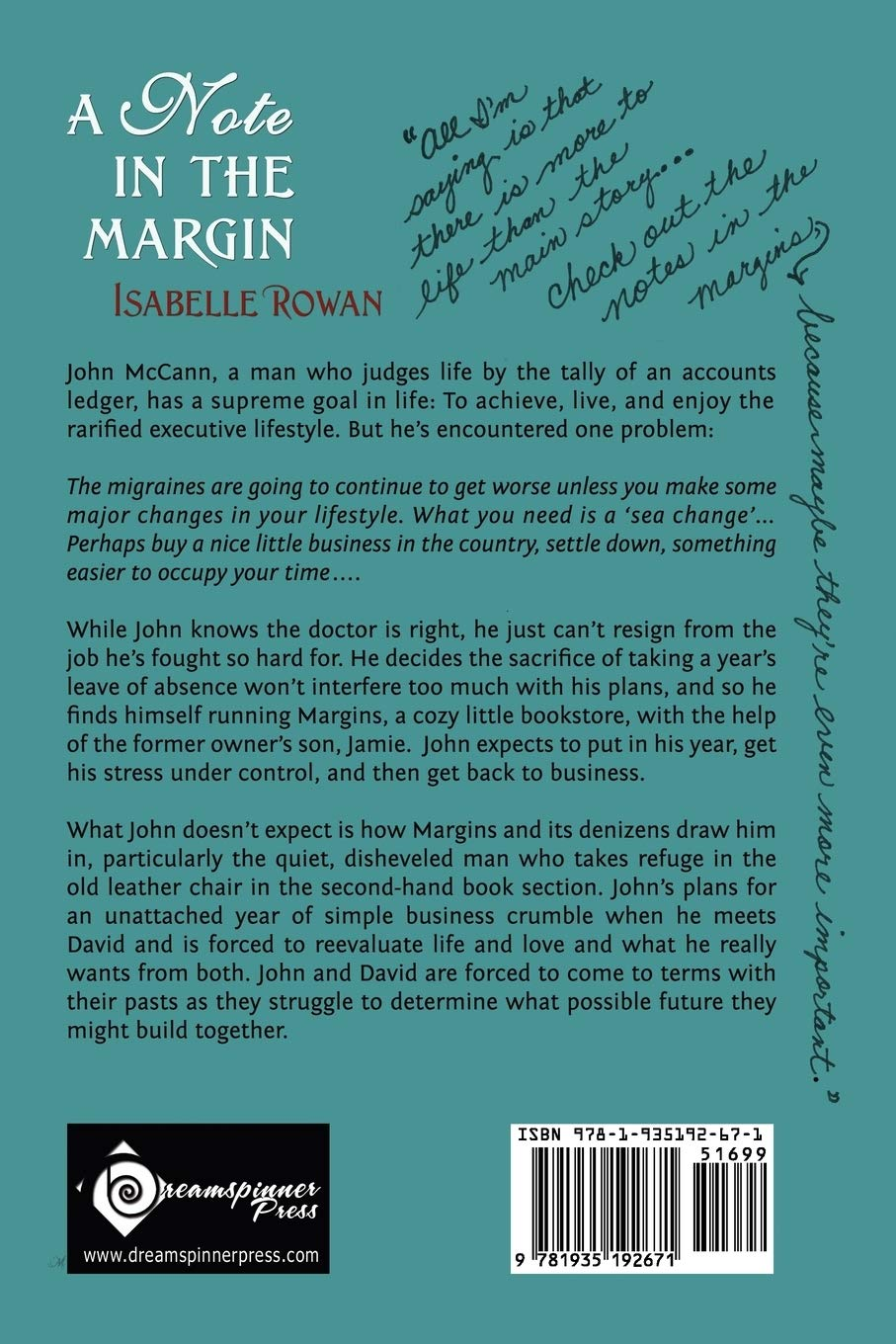 Amazon Com A Note In The Margin A Note In The Margin And Twelve Days 9781935192671 Rowan Isabelle Books