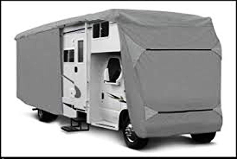 Neu Hst Wohnmobil Schutzhülle Schutzhaube Abdeckplane Wintergarage 610x235x275cm Auto