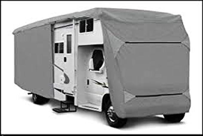 Neu Hst Wohnmobil Schutzhülle Schutzhaube Abdeckplane Wintergarage 870x235x275cm Auto