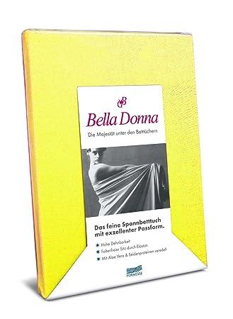 Bella Donna Sábana Bajera Jersey para colchones & Cama de ...