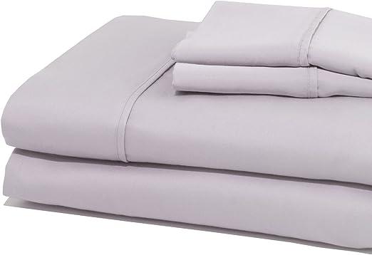 Grayson Home – Juego de sábanas de cama de lujo 1500 hilos egipcio ...