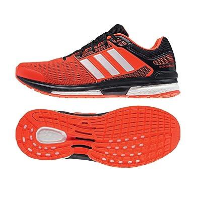 8f308fc32701 adidas Revenge Boost 2 men39 s Running Shoes (Red Black) - EU 44 2 3 - UK  10 - EU 44 2 3 - UK 10  Amazon.co.uk  Shoes   Bags
