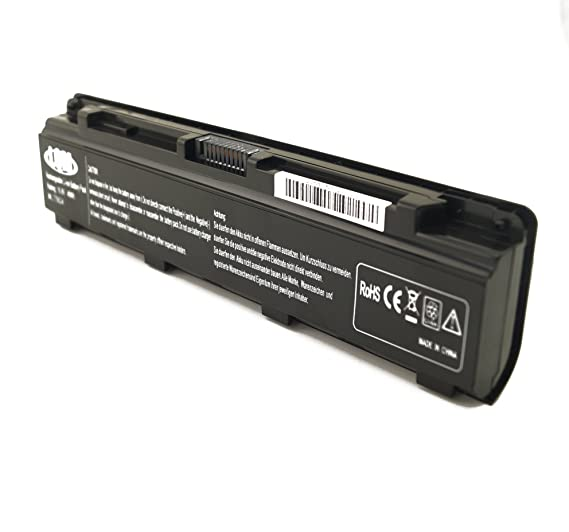 Amazon.com: LQM 10.8V 48Wh/4200mAh New Laptop Battery for Toshiba Satellite PA5023U-1BRS PA5024U-1BRS C800 C870 C855 C855D L850 L855 L800 L870 PABAS260 ...