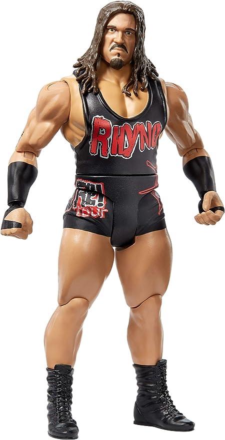 WWE Figura básica de acción, luchador JOHN CENA (Mattel FMD89): Amazon.es: Juguetes y juegos