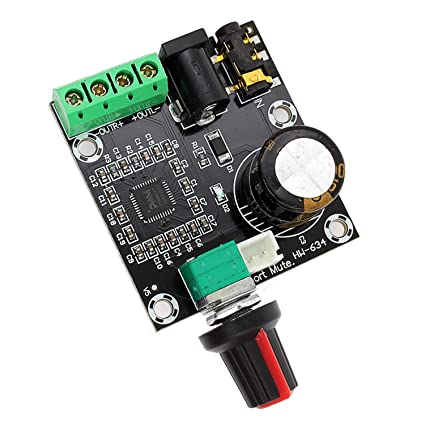 PAM8610 2*15W Dual channel Stereo Class D Amplifier Board 12V for Arduino