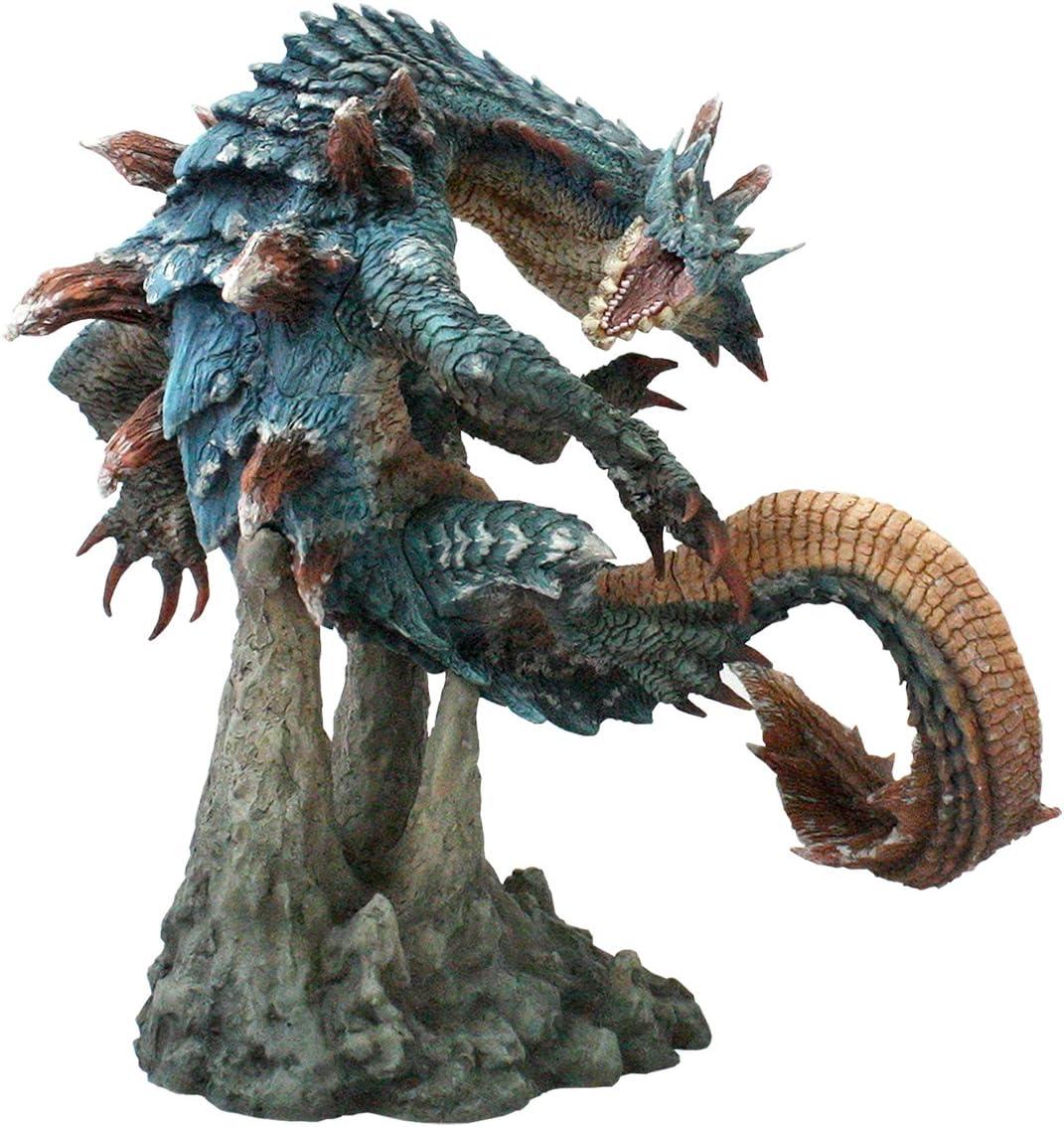 Monster Hunter Pvc Statue Cfb Creators Model Lagiacrus Resell Version 17 Cm Amazon Co Uk Toys Games
