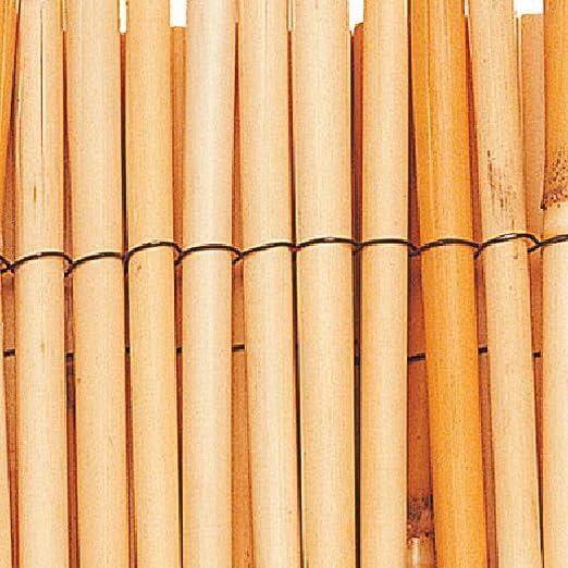 Gardeneas Cañizo Natural Bambú 1x5 Metros: Amazon.es: Jardín
