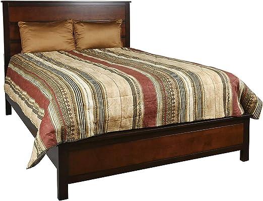 Amazon Com New Classic Furniture Bishop 5 Piece Bedroom Set
