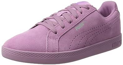 6cf86e23c72429 Puma Women s Smash Perfsd Low-Top Sneakers  Amazon.co.uk  Shoes   Bags