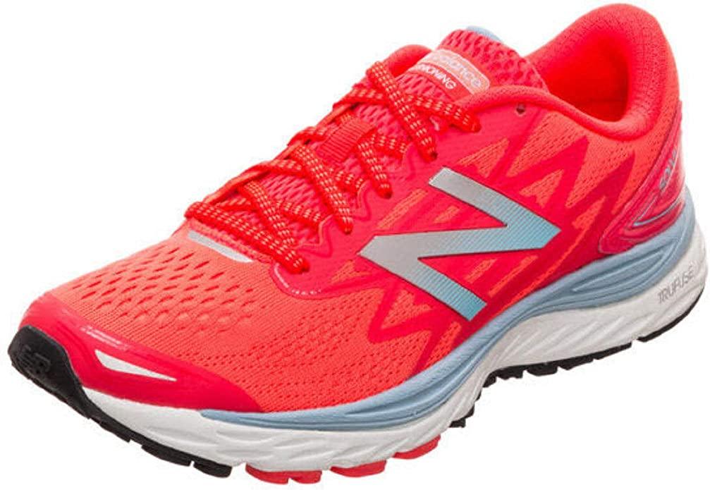 New Balance Solvi Sneakers Laufschuhe Damen Rot