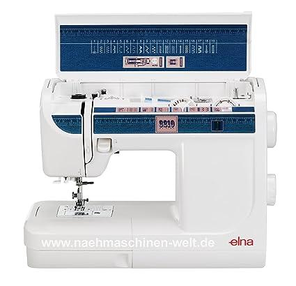 Elna 3210 - Máquina de coser: Amazon.es: Hogar