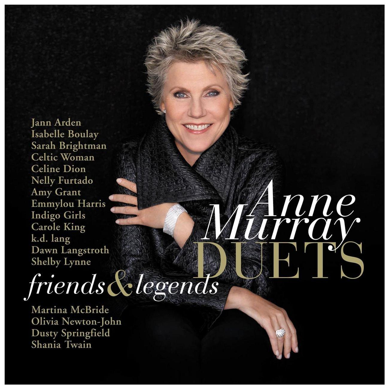 Anne Murray Duets: Friends & Legends