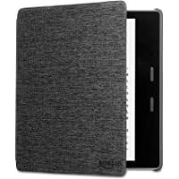 Kindle Oasis Waterbestendige hoes van textiel, antraciet, compatibel met de 9de generatie (2017) en 10de generatie (2019…
