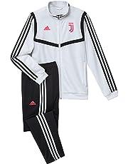 adidas Juve PES Suit Y, Tuta Unisex Bambini