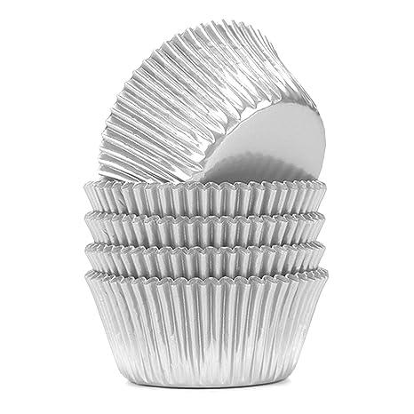 Amazon.com: Estuches estándar para cupcakes., Silk: Kitchen ...