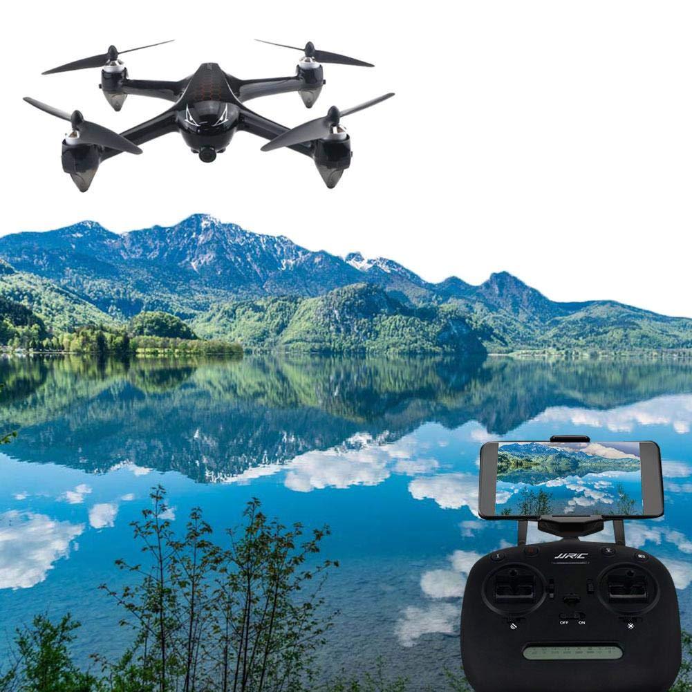 JJRC JJPRO X8 GPS GPS GPS Drone 5G WiFi FPV Drone con 1080P HD Caacute;mara Altitud Modo de control Sin escobillas RC Drone Quadcopter c889ba