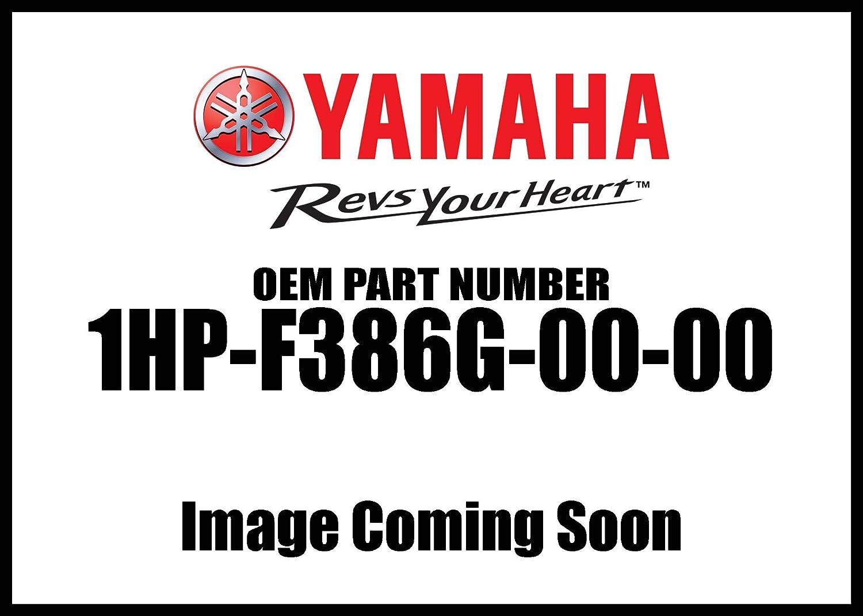 Yamaha 1HP-F386G-00-00; BUSH, STABILIZER F; 1HPF386G0000