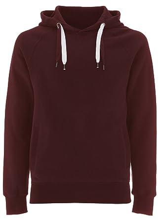 f9ce587937 Amazon.com: Underhood of London Pullover Hoodie for Men - Cotton Fleece  Jacket - Mens Hooded Pull On Sweatshirt: Clothing