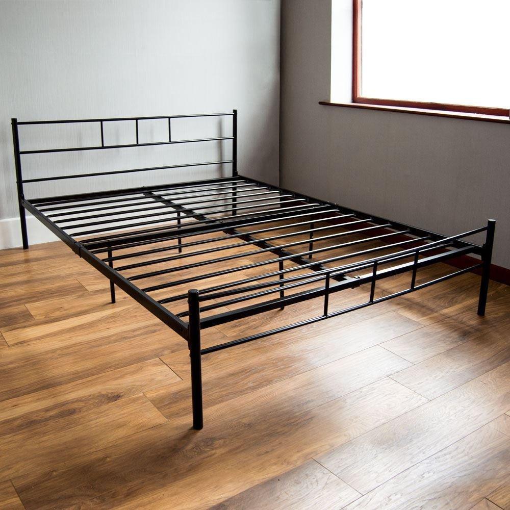 Generic LQ.. 1.. LQ.. 6480.. LQ 5 ft cama 5 ft dormitorio cama met ...