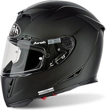 Airoh Casco de Moto GP de 500, color Negro Mate, talla 58-M