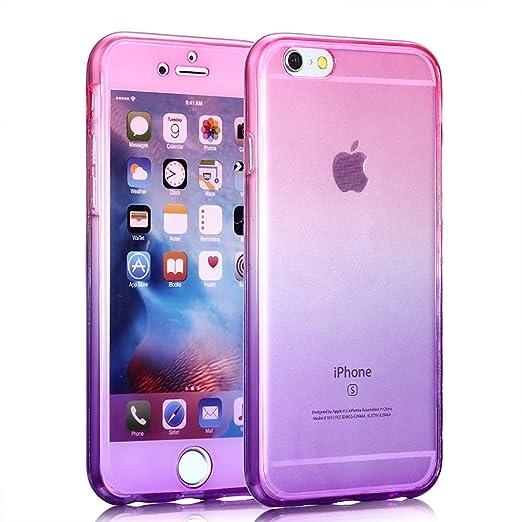 8 opinioni per Custodia iPhone 7,Cover iPhone 7,Case Cover per iPhone 7 Silicone,YingC-T 3D