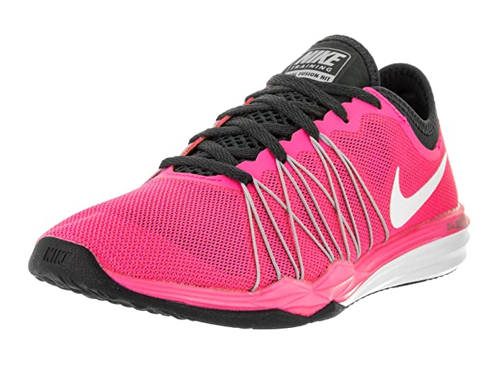 Amazon.com | NIKE Women's Dual Fusion TR Hit Training Shoe | Fitness &  Cross-Training