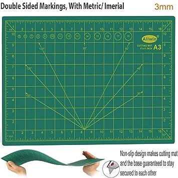 tapis de dcoupe a3 ttmow planches plaque dcouper vert coupe papiers et tapis de - Tapis De Decoupe