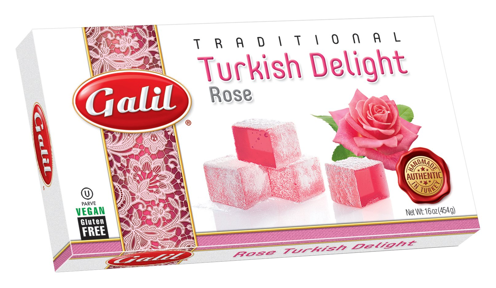 Shams turkish delight rose pistachio cardamom for Divan rose turkish delight