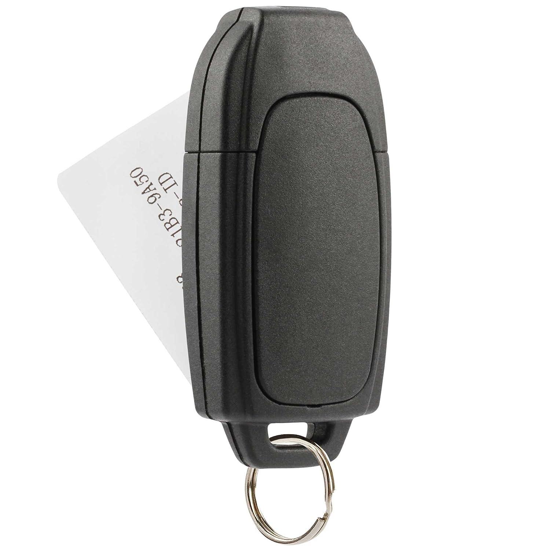 Flip Key Fob Keyless Entry Remote fits Volvo C30 C70 S40 S60 S80 V50 V70 XC60 XC70 XC90 LQNP2T-APU USARemote